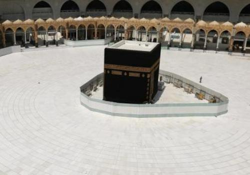 Cancelling the hajj would be unprecedented in modern times