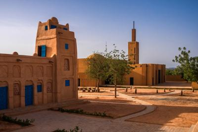 Some of the latest contemporary mosques from around the world