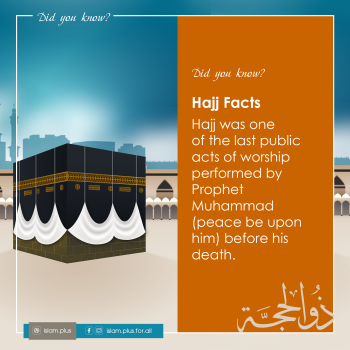 Hajj Facts – 1