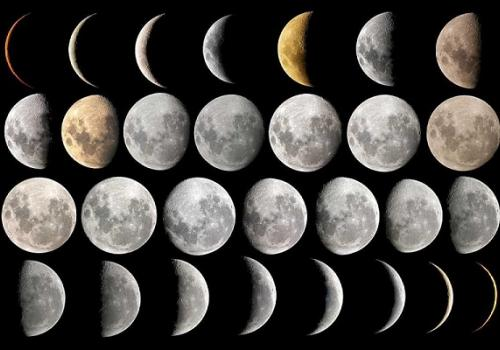 The Islamic calendar is lunar