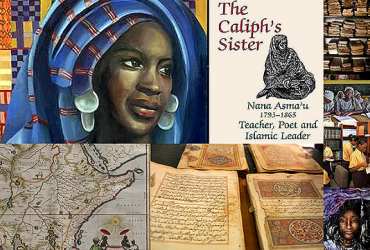 Qur'an translator, poet, and feminist Nana Asma'u